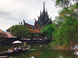 東南アジアのサクラダファミリアの写真・画像素材[2122863]