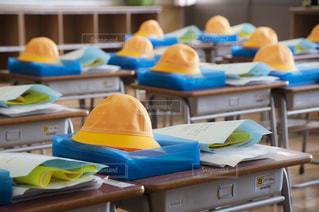 入学式の帽子の写真・画像素材[692817]