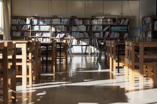 図書室の写真・画像素材[1008621]