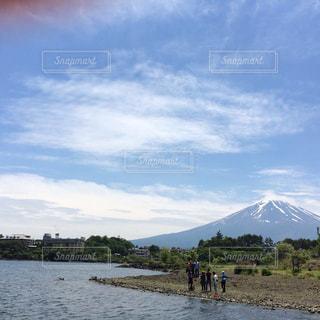 富士山の写真・画像素材[693015]