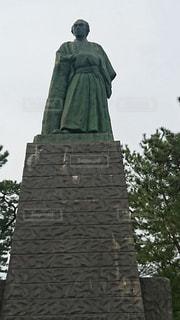 銅像の写真・画像素材[693156]