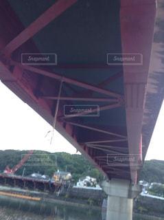 橋の下の写真・画像素材[727758]