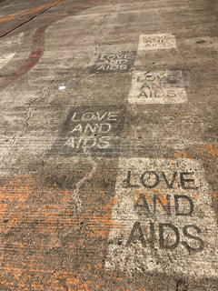 Love and aidsの写真・画像素材[693254]