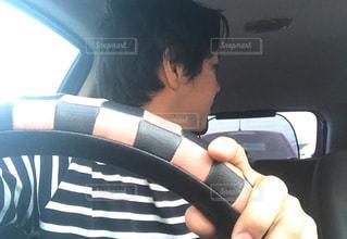 車、バック 、運転の写真・画像素材[693531]