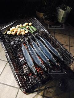 秋刀魚の写真・画像素材[1000040]