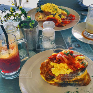 朝食の写真・画像素材[697680]