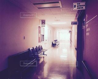 病院の廊下 - No.728037