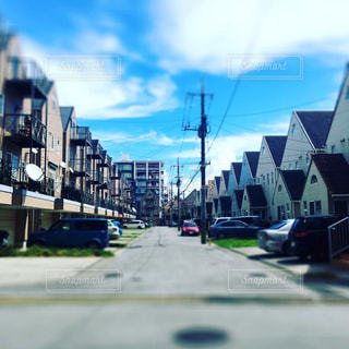 街の通りのビュー - No.760756