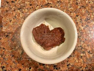 ハート肉の写真・画像素材[921594]