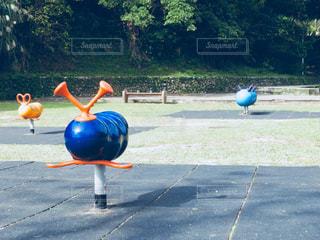 公園の写真・画像素材[985324]