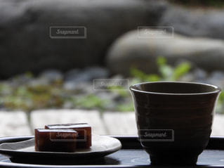 お茶の時間の写真・画像素材[1062755]