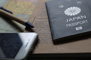 パスポートの写真・画像素材[1144494]