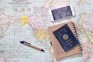 世界地図の写真・画像素材[1144499]