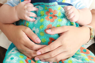 赤ちゃんの手の写真・画像素材[1235173]