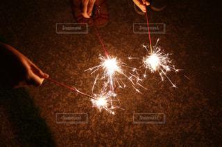 花火の写真・画像素材[1400377]