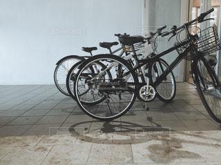 自転車の写真・画像素材[1528337]
