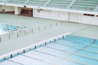 スイミング プールの写真・画像素材[1557011]