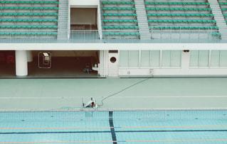 プールの写真・画像素材[1557012]