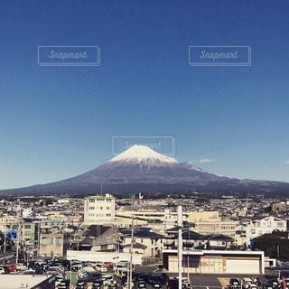 富士山の写真・画像素材[696476]