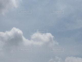 曇りの日に空の雲 - No.705310