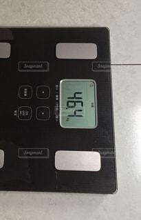 体重計の写真・画像素材[813357]