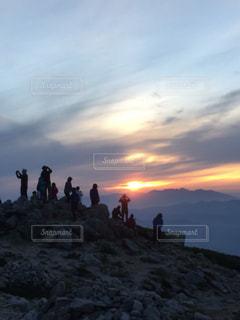 山の写真・画像素材[701437]
