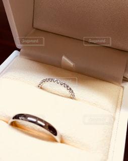 結婚指輪の写真・画像素材[1201413]