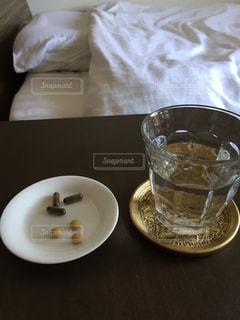 体調不良時は早めの休養をの写真・画像素材[1202681]