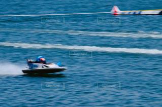 ボートレースの写真・画像素材[1202899]
