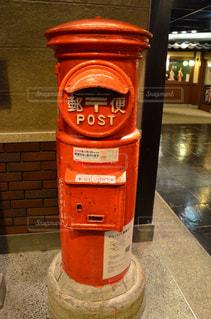 郵便ポストの写真・画像素材[1203209]