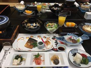 旅館の朝食 - No.1254441