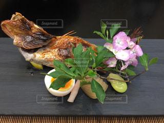 焼き魚の写真・画像素材[1370747]