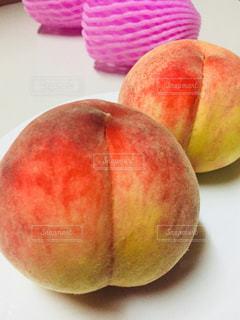 桃の写真・画像素材[1403375]