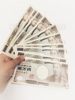 お金 10万円の写真・画像素材[1681544]