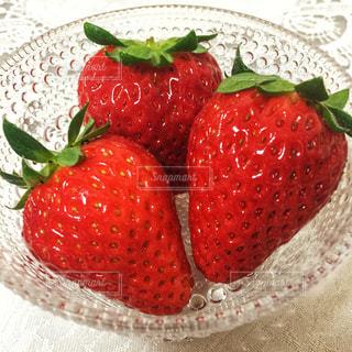 甘い苺の写真・画像素材[1764118]