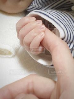 赤ちゃんの手の写真・画像素材[1882788]