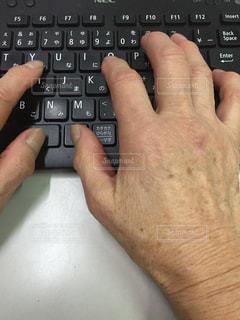 シニアの習い事、パソコン教室の写真・画像素材[2816259]