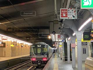 電車の写真・画像素材[3644415]