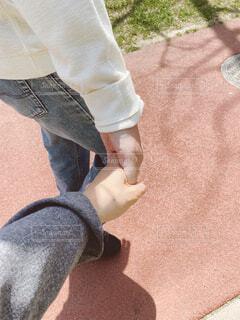夫とデート。の写真・画像素材[4292888]