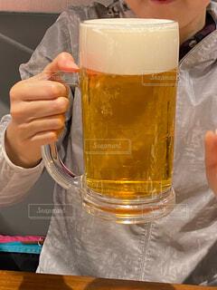 生ビールの写真・画像素材[4334604]