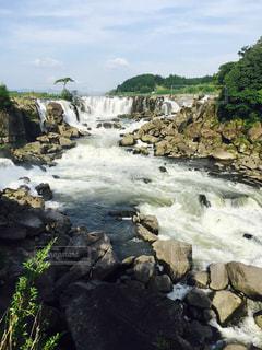 川の写真・画像素材[697018]