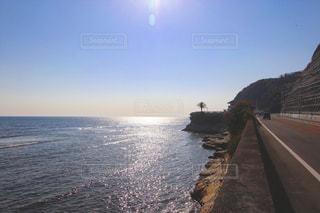 キラキラな海の写真・画像素材[1065404]
