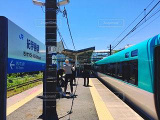 紀伊勝浦駅の写真・画像素材[2108411]