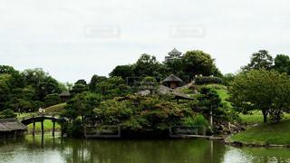 岡山後楽園の写真・画像素材[3341267]