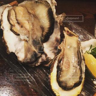 牡蠣の写真・画像素材[700534]