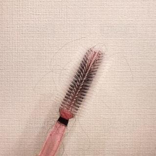 抜け毛の写真・画像素材[2733507]