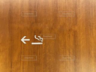 木製の表面に印を付けの写真・画像素材[3148521]