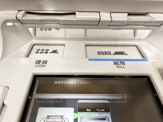 ATMの写真・画像素材[3384732]
