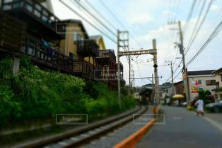 江ノ電の写真・画像素材[748051]