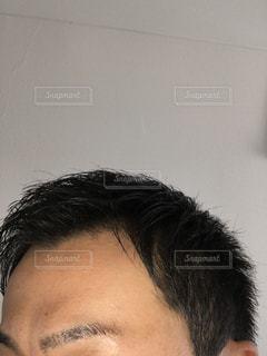 人のクローズアップの写真・画像素材[2689773]